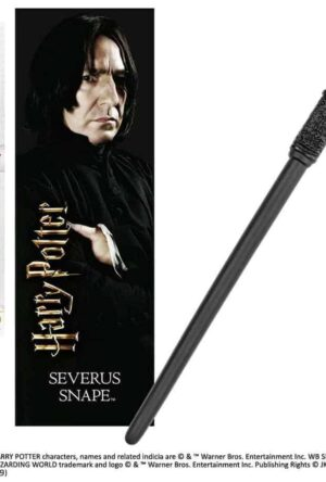 Harry Potter PVC Wand Replica Severus Snape 30 cm