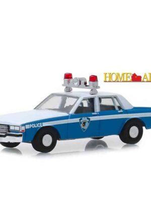 Home Alone Diecast Model 1/64 1986 Chevrolet Caprice Wilmette Illinois Police