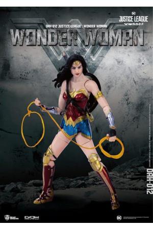 Justice League Dynamic 8ction Heroes Action Figure 1/9 Wonder Woman 19 cm