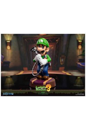Luigi's Mansion 3 PVC Statue Luigi 23 cm