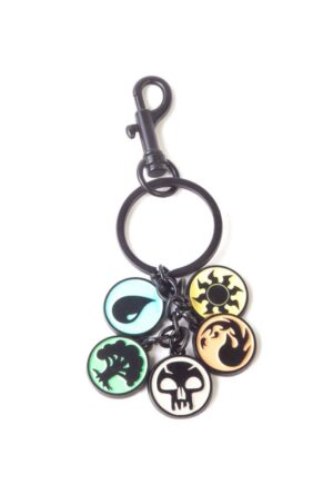 Magic The Gathering Metal Keychain Charms