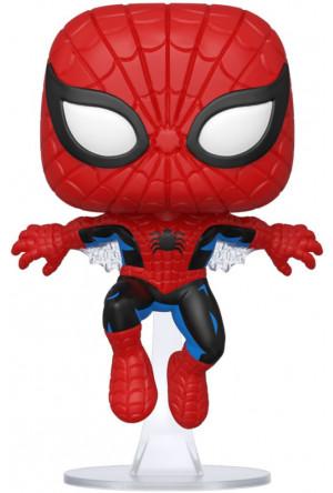 Marvel 80th POP! Marvel Vinyl Figure Spider-Man (First Appearance) 9 cm