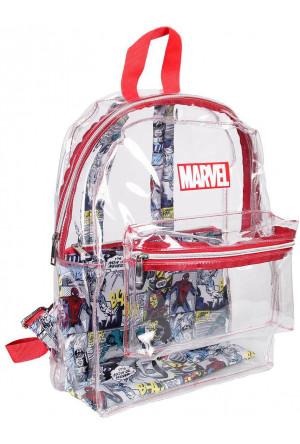 Marvel Comics Casual Fashion Backpack Vintage