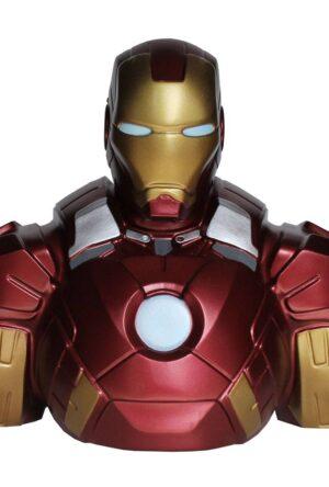 Marvel Comics Coin Bank Iron Man 22 cm