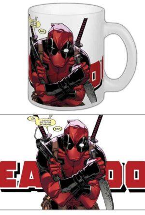 Marvel Comics Mug Deadpool Have To Go