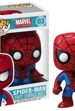 Marvel Comics POP! Vinyl Figure Spider-Man 10 cm