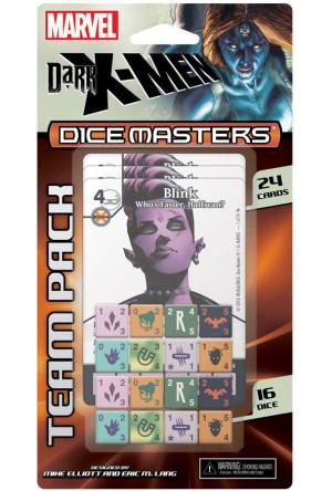 Marvel Dice Masters Team Pack Dark X-Men *English Version*