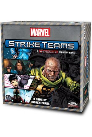Marvel HeroClix Board Game Strike Teams *English Version*