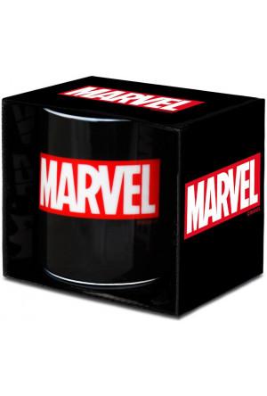 Marvel Mug Box Logo