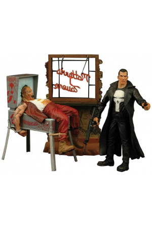 Marvel Select Action Figure Punisher 18 cm