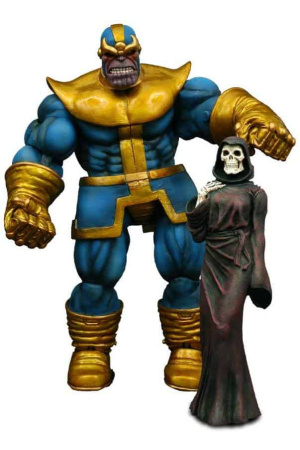 Marvel Select Action Figure Thanos 20 cm