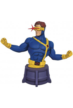 Marvel X-Men Animated Series Bust Cyclops 15 cm