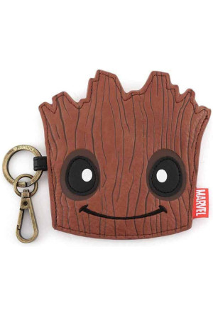 Marvel by Loungefly Coin Bag Groot (Guardians of the Galaxy)