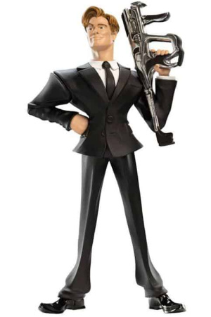 Men in Black Mini Epics Vinyl Figure Agent H 18 cm