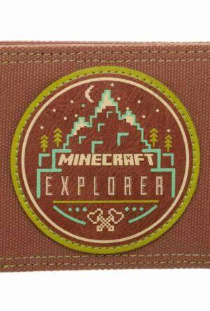 Minecraft Bifold Wallet Minecraft Explorer
