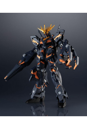 Mobile Suit Gundam Gundam Universe Action Figure RX-0 Unicorn Gundam 02 Banshee 16 cm