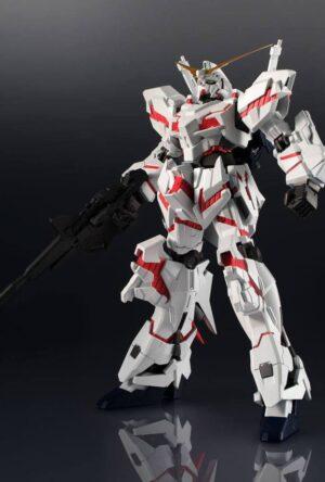 Mobile Suit Gundam Gundam Universe Action Figure RX-0 Unicorn Gundam 16 cm