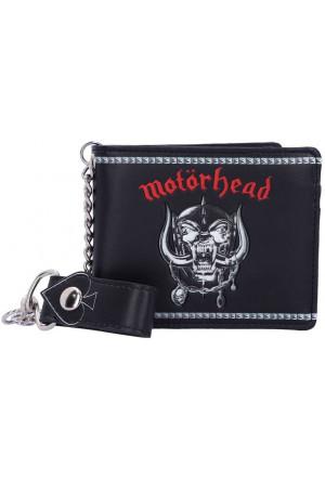 Motörhead Wallet Warpig 11 cm