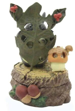 My Neighbor Totoro Forest Ornament Statue Totoro Mask 8 cm