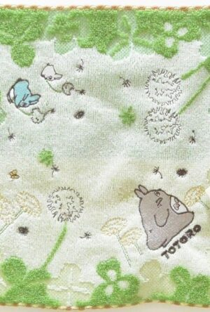 My Neighbor Totoro Mini Towel Young Leaves 25 x 25 cm