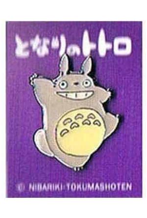 My Neighbor Totoro Pin Badge Big Totoro Dancing