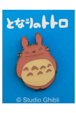 My Neighbor Totoro Pin Badge Big Totoro Smile