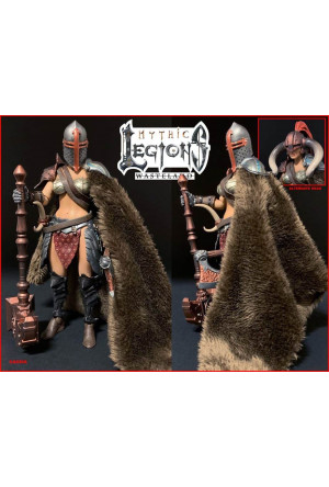 Mythic Legions: Wasteland Actionfigur Cassia 15 cm