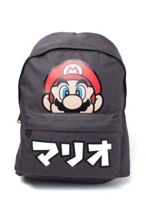 Nintendo Backpack Super Mario Japanese Text