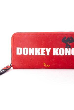 Nintendo Ladies Wallet Donkey Kong
