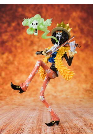 One Piece FiguartsZERO PVC Statue Humming Brook 20 cm