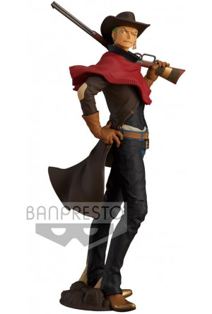 One Piece Treasure Cruise World Journey PVC Statue Roronoa Zoro 22 cm