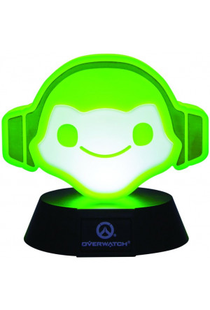 Overwatch 3D Icon Light Lucio 10 cm