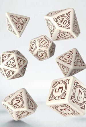 Pathfinder Playtest Dice Set Return of the Runelords (7)