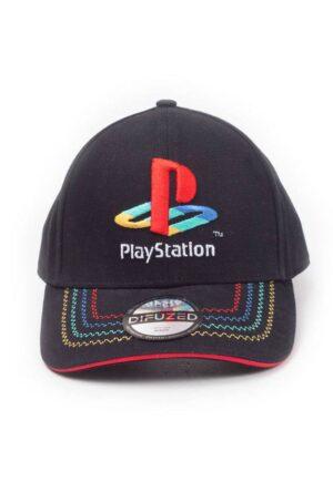PlayStation Baseball Cap Retro Logo