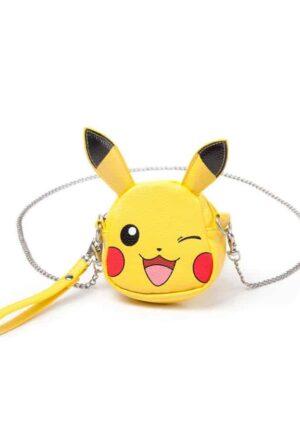 Pokémon 2 in 1 Crossbody / Wallet Pikachu