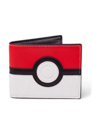 Pokémon Bifold Wallet Pokéball