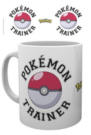 Pokemon Mug Trainer