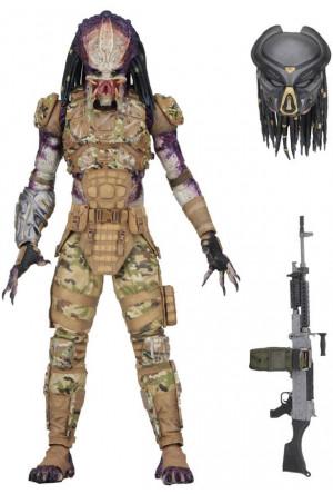 Predator 2018 Deluxe Action Figure Emmisary Predator #1 20 cm