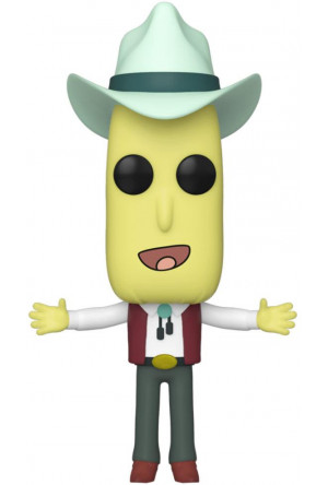 Rick & Morty POP! Animation Vinyl Figure Mr. Poopybutthole 9 cm