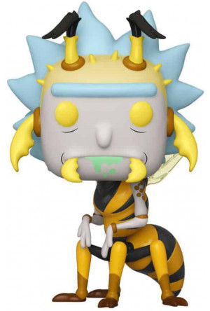 Rick and Morty POP! Animation Vinyl Figure Wasp Rick 9 cm