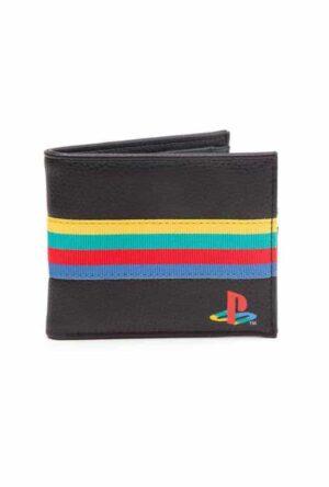 Sony PlayStation Wallet Retro Logo