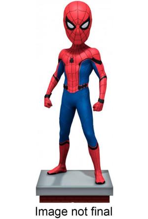 Spider-Man Homecoming Head Knocker Bobble-Head Spider-Man 20 cm