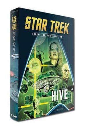Star Trek Graphic Novel Collection Vol. 3: TNG Hive Case (10) *English Version*