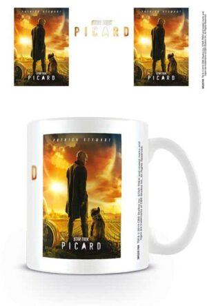 Star Trek: Picard Mug Picard Number One