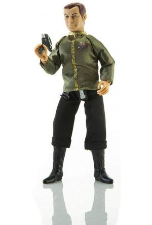 Star Trek TOS Action Figure Captain Kirk Dress Uniform 20 cm