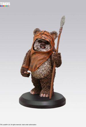 Star Wars Elite Collection Statue Wicket 9 cm