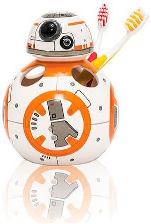 Star Wars Episode VII Toothbrush Holder BB-8