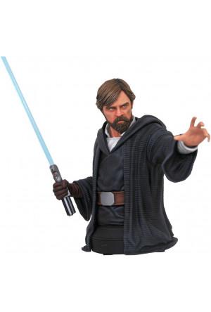 Star Wars Episode VIII Mini Bust Luke Skywalker 18 cm