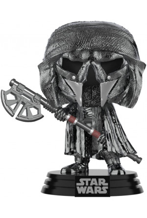 Star Wars POP! Movies Vinyl Figure KOR Axe (Chrome) 9 cm