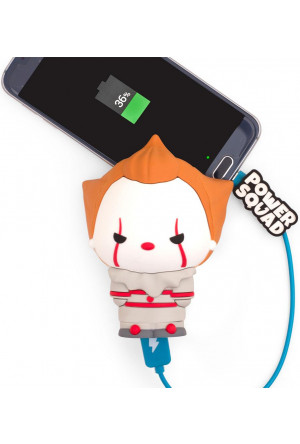 Stephen King's It PowerSquad Power Bank Pennywise 2500mAh